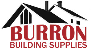Burron Building Products logo concept