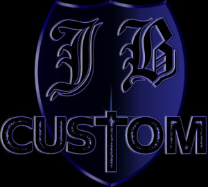 JB Custom logo concept