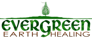 Evergreen Earth Healing official logo