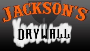 Jackson's Drywall & Painting logo concept