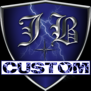 JB Custom official logo
