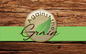 Against the Grain official logo