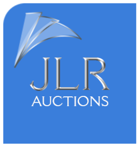 JLR Auctions official logo